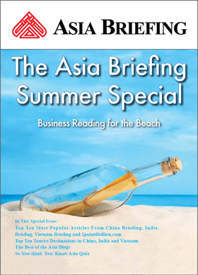 Asia Briefing Summer Special
