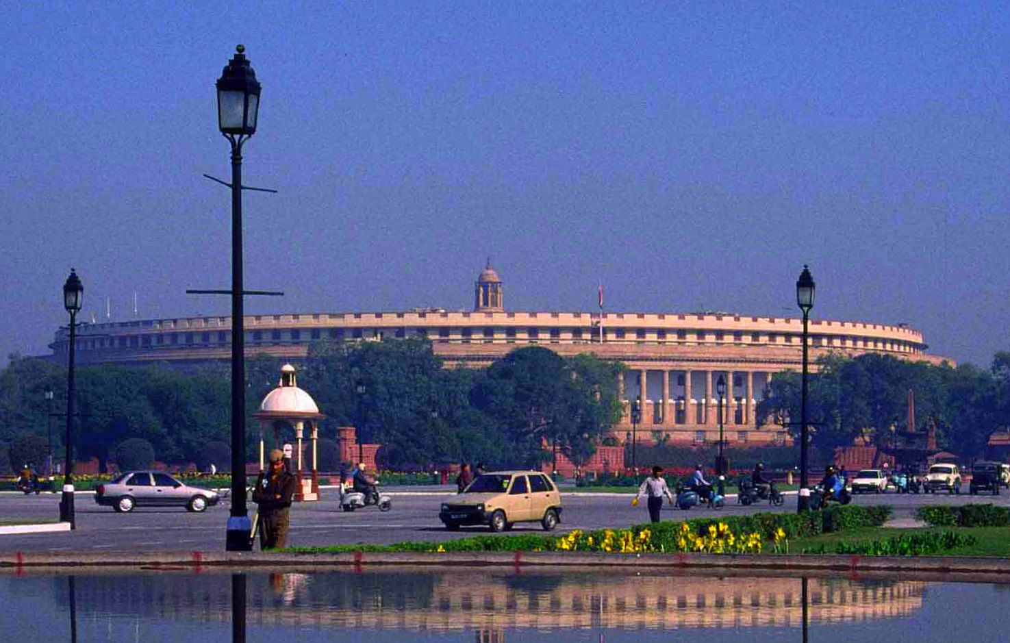 The Indian Parliament's Monsoon Session: What Is Going To