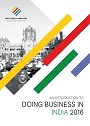 Doing Business in India 2016 thumbnail