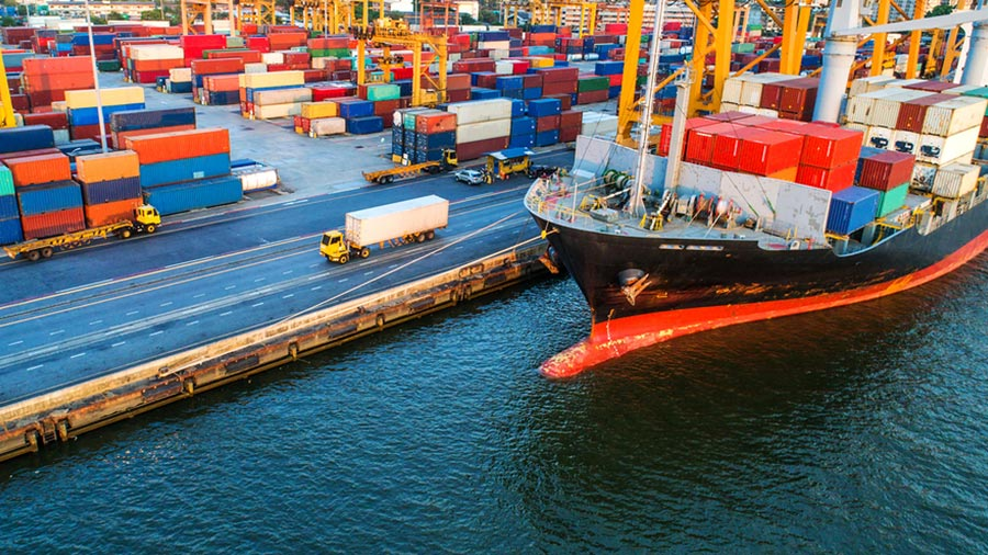 Image result for Services that make ease to the import and export of products
