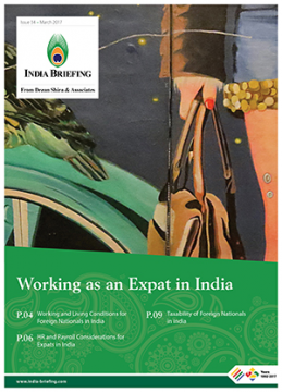 Working as an expat in india new issue of india briefing for Country living magazine phone number