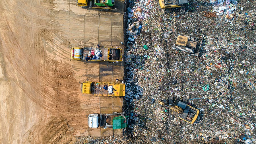 waste management opportunities in India