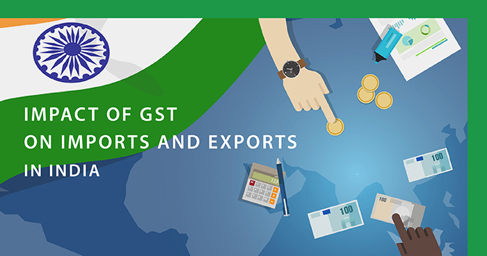 GST on Imports and Exports in India
