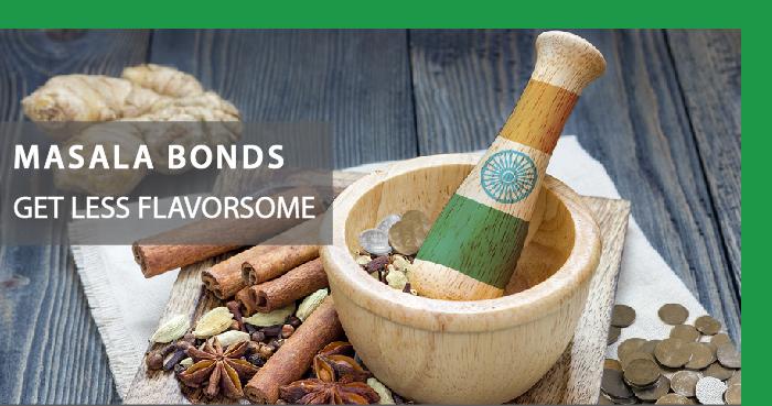 IB-Masala Bonds Get Less Flavorsome