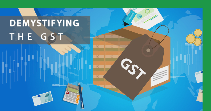 Busting Myths about India's GST