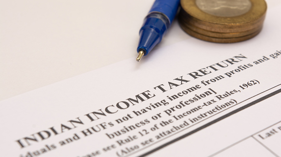 India-Briefing-Income Tax Return Forms in India
