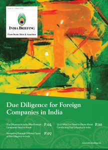 Due Diligence for Foreign Companies in India