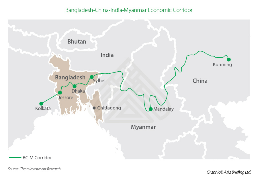 Bangladesh-China-India-Myanmar-Economic-Corridor