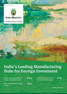 Manufacturing locations India